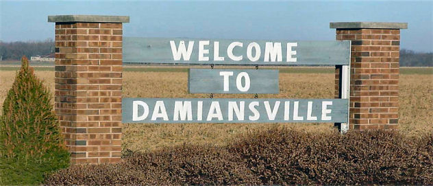 Welcome to Damiansville